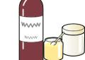 赤ホットワイン