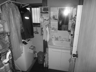 洗面脱衣所リフォーム