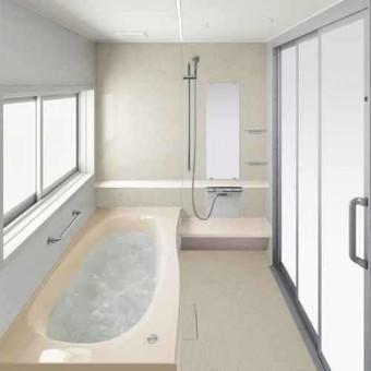タイルのお風呂からユニットバス