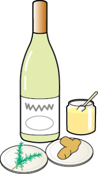 白ホットワイン