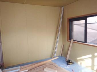 2階和室以前開口部だった部分
