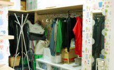 収納内部の棚