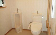 1坪トイレ