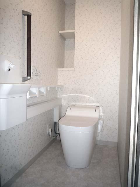 トイレアラウーノ用手洗いカウンター